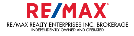 RE/MAX REALTY ENTERPRISES INC. Brokerage